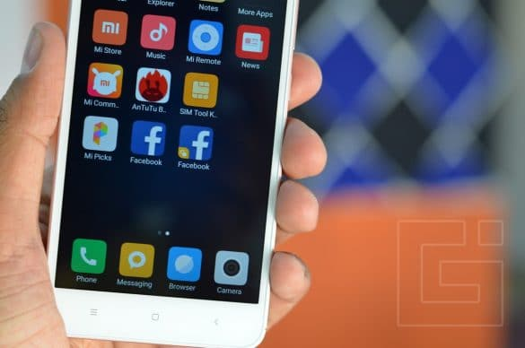 Mi 4a Flash File