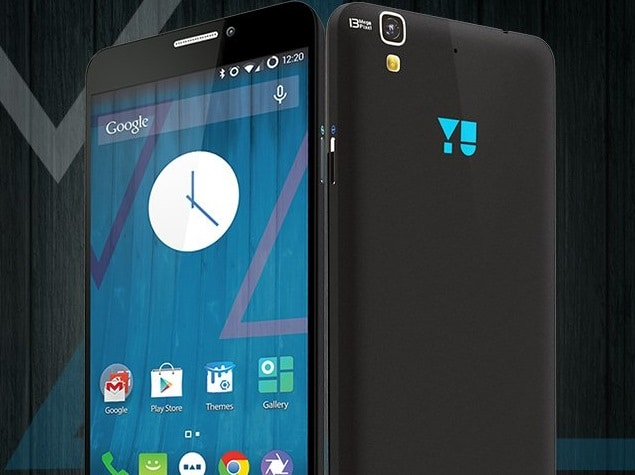 Yu YU5510A Flash File Firmware Download