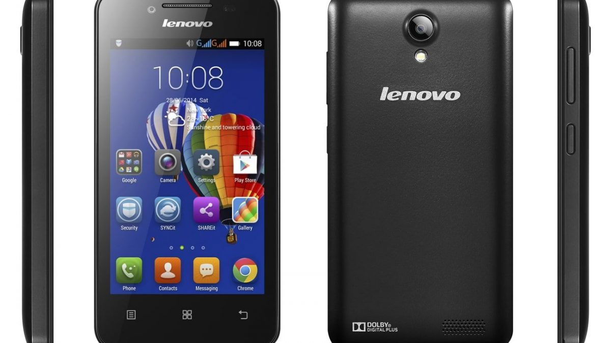 Lenovo A319 Flash File Firmware Download