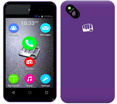 Micromax Q380 Flash File