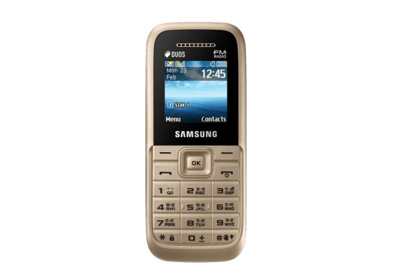 Samsung B110E Flash File Firmware Download