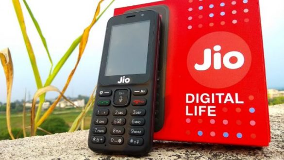 Jio F30C Flash File